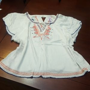 Ethnic design blouse